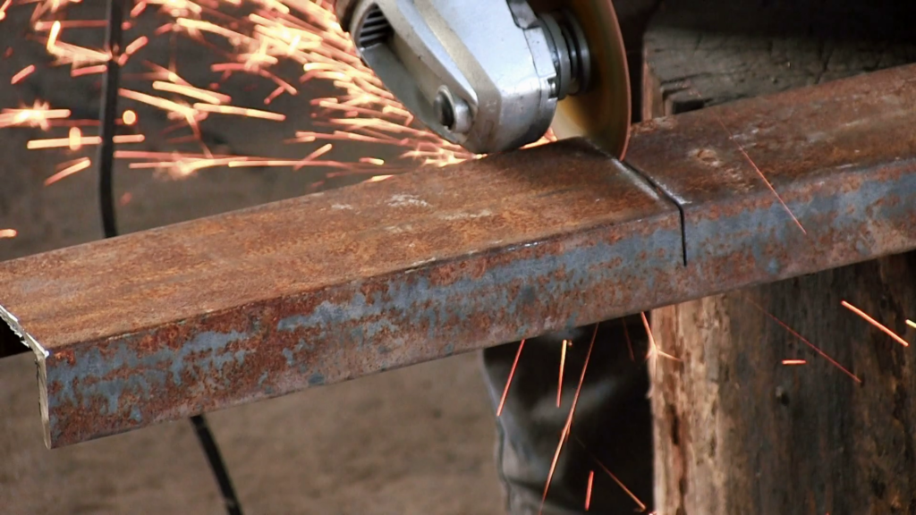 rust on metalworking