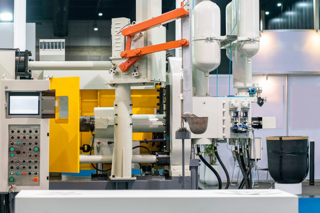 High Pressure Die Cast Machines