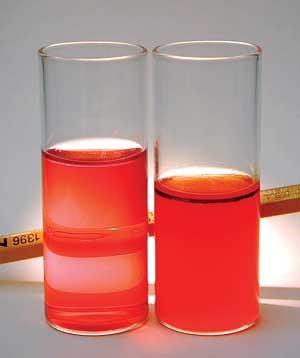HFC fluids water glycol